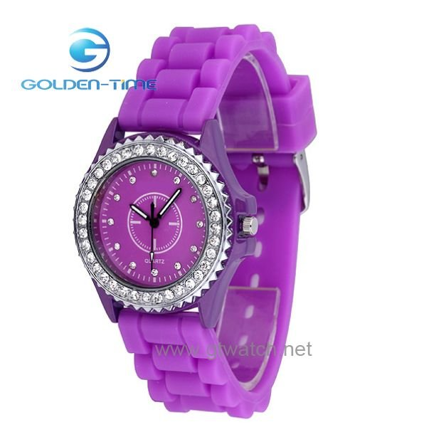 Colorful and popular silicone slap watch cheap watches for girls on alibaba group for Cheap watches