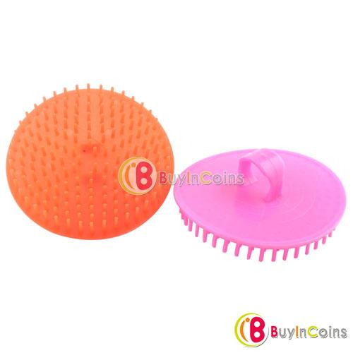 New Hair Shampoo Scalp Body Massage Massager Brush Comb #5003(China (Mainland))