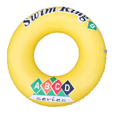 Swimming pool water supplies swimming laps adult children general type cartoon ABC swimming ring size number 03(China (Mainland))