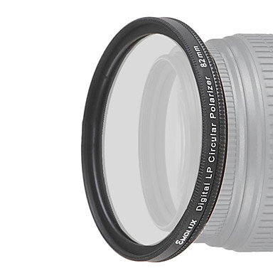 Emolux Digital Slim LP CPL 82mm Circular Polarizer filter(China (Mainland))