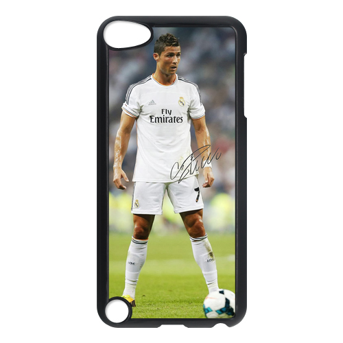 Real Madrid Player Cristiano Ronaldo Customized Design Unique Case Cover for Ipod Touch 5th/Touch 4 cases(China (Mainland))