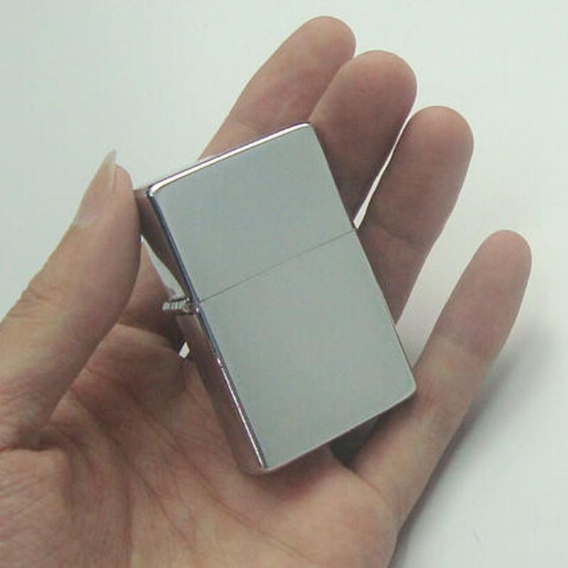 ถูก Windproof USBแบบชาร์จไฟอิเล็กทรอนิกส์Matelไฟแช็กกระจกการประมวลผล
