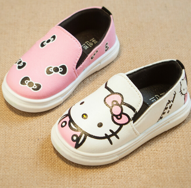 2015 spring and autumn shoes summer foot wrapping cotton-made shoes male female child canvas shoes cartoon shoes ab pedal