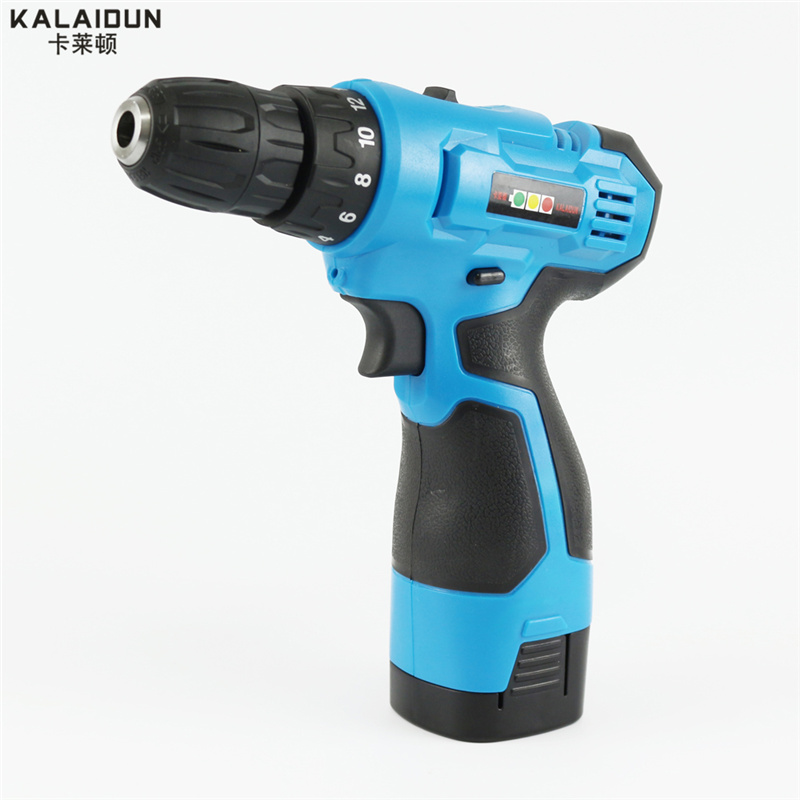 KALAIDUN 21V DC New Design Mobile Power Supply Lithium Battery Cordless Drill Power Tools Mini Drill Electric Drill(China (Mainland))