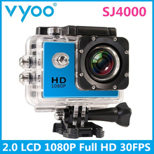 Hot Sale SJ4000 Action Camera 2.0 LCD 1080P HD Waterproof Sport Camera 120 Wide Angle Action Cam sj 4000 sj5000 sj7000 sj8000(China (Mainland))