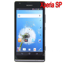 Original Sony Xperia SP M35h Mobile Phone C5303 C5302 3G 4G Unlocked GSM WIFI GPS 4.6'' ROM 8GB Android Phone(China (Mainland))