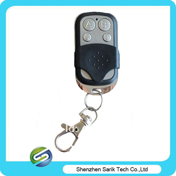 Cheapest metal universal remote control duplicator,rf remote control duplicator,433mhz gate remote control(China (Mainland))