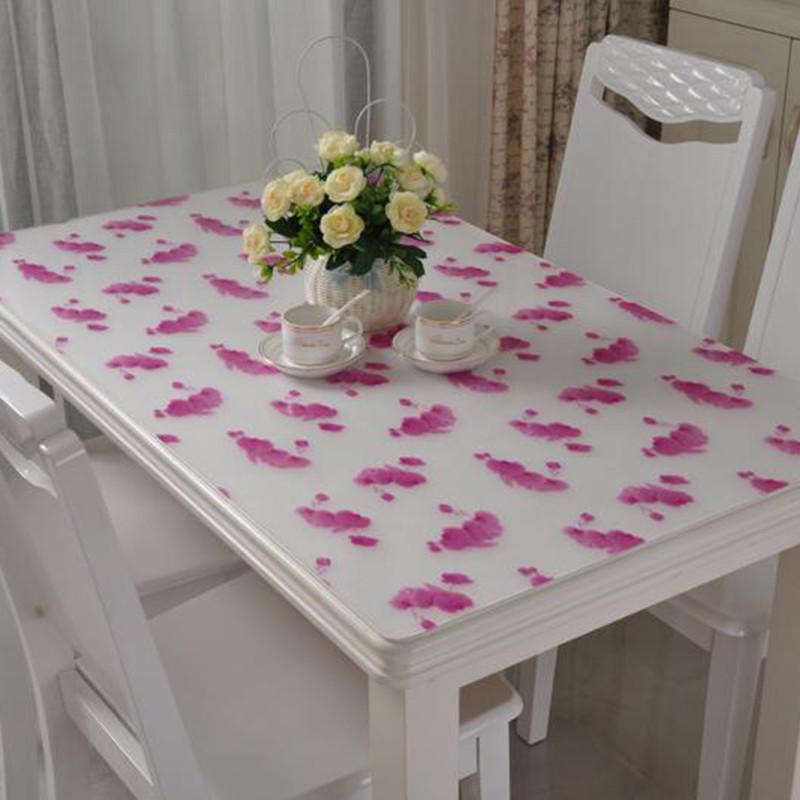 Online kopen wholesale transparante plastic tafelkleed uit china transparante plastic tafelkleed - Transparante plastic tafel ...