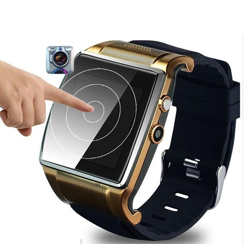 Fashion Camera Smart Watch Waterproof Shockproof Watch Men Women Bluetooth Smart Watch Android Sport FM Radio Phone Wrist Watch(China (Mainland))