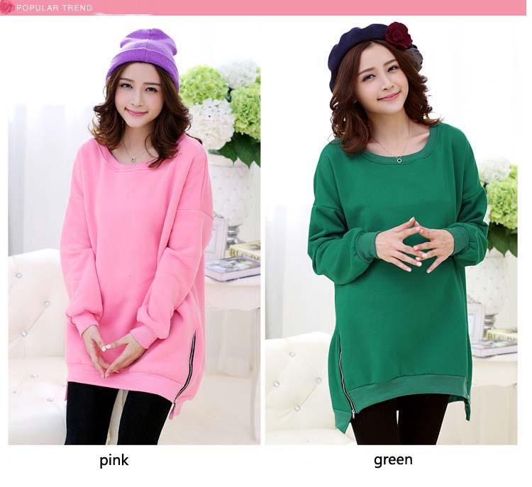 Здесь можно купить  Maternity Dress Clothes for Pregnant Women Plus Size Cotton Winter Clothing for Pregnancy  Детские товары