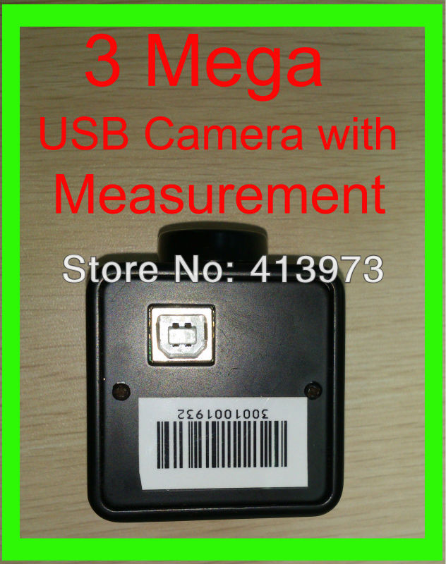 free shipping cost Industry CCD USB Camera for Microscope SZ-12(China (Mainland))