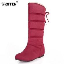 Tamaño 32-45 Nuevos Cargadores de Las Mujeres Rusia Mantener Caliente Al Aire Libre Botas de Montar botas de Piel Botas de Invierno Impermeables botas de Nieve de Las Mujeres botas Zapatos K00400(China (Mainland))