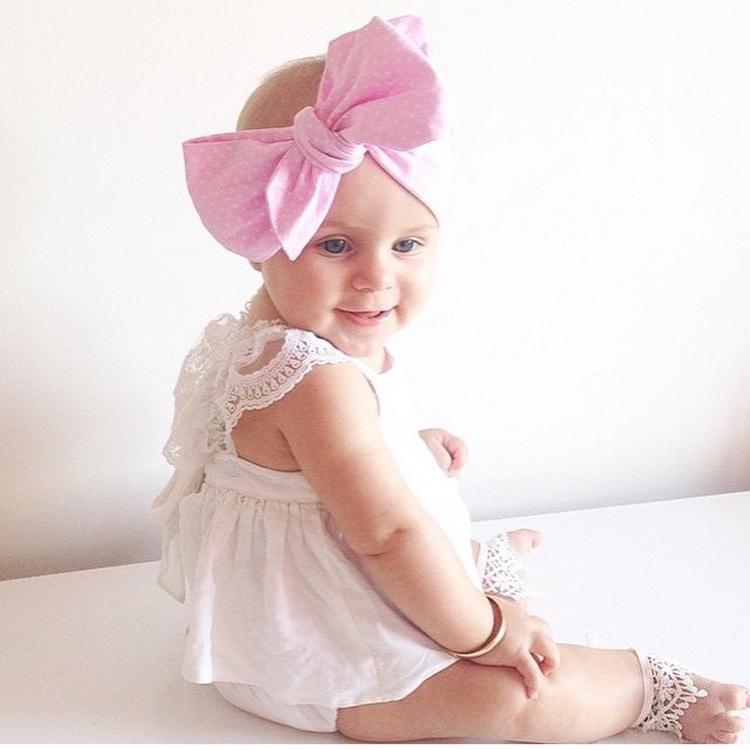 Summer lace dress Underwear baby girls clothing sets kids wear Princess infant suit vestidos robe fille enfant HA323 - Qocean store
