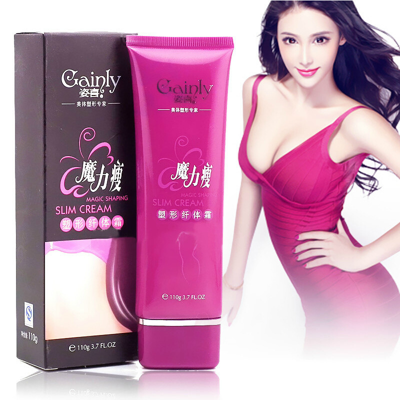 2015 Hot Wholesale Professional Brand Magic Weight Loss Creams Body Slimming Creams full size 110 g