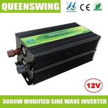Queenswing 3000 Вт DC12V AC220V модифицированная синусоида инвертер ( QW-M3000 )