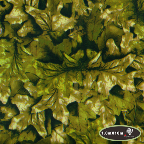 NO.HTM-6601,Width 1M,rotted leaves camo camouflage hydrographics Water Transfer Printing Aqua Print Hydrographic Film(China (Mainland))