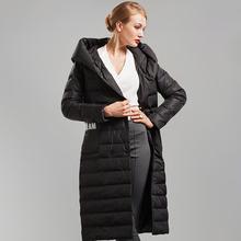 D'hiver de Femmes Vers Le Bas Manteau Canada Goode Parka 100% Duvet d'oie Blanche Une Veste avec Un Capuchon Femelle Rouge Survêtement(China (Mainland))
