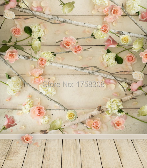 1.5x2.2m free shipping Thin vinyl  Photography Studio Senior Vinyl Background Digital print wooden newborn Backdrops cm6698<br><br>Aliexpress