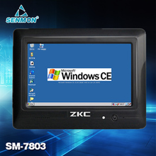 "7"" Mini Industrial Control Panel PC WinCE Embedded computer System Mini Tablet with SDK(China (Mainland))"