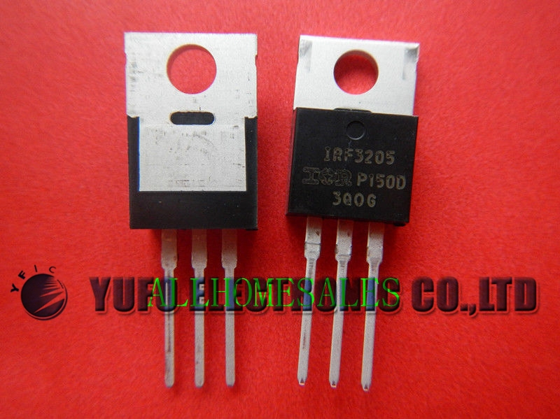 International rectifier irf3205zpbf n-channel mosfet transistor, 110 a, 55 v, 3-pin to-220ab