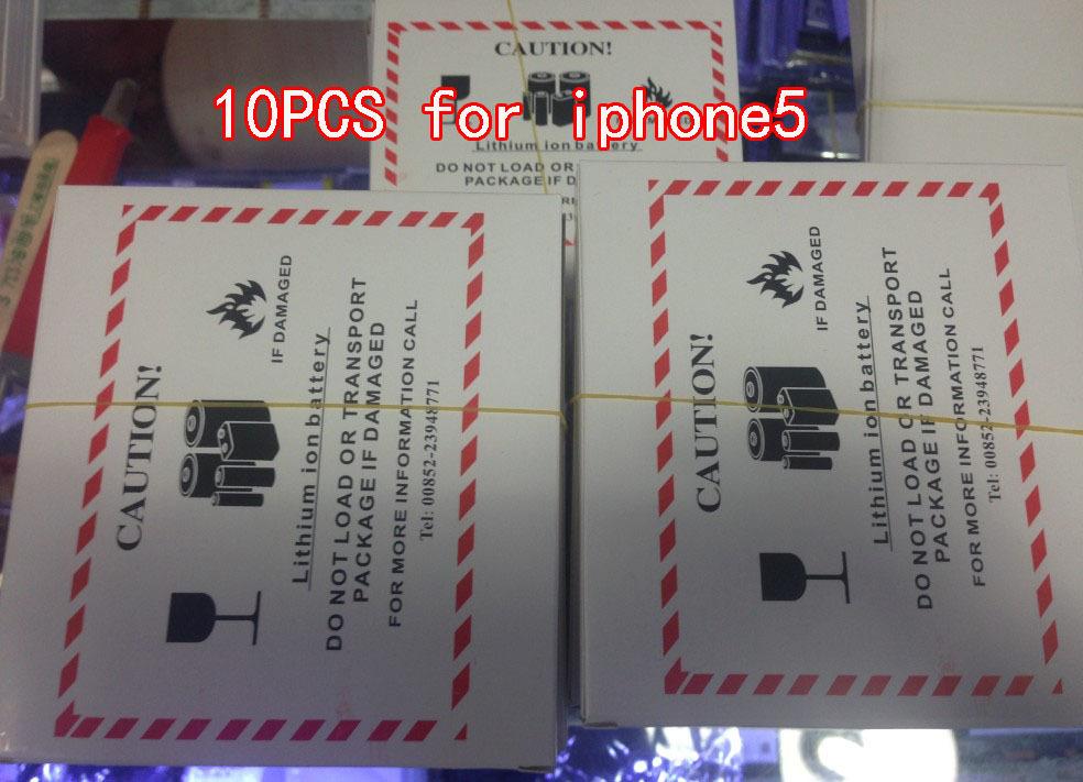 10pcs 1440mAh Cell Phone Battery Li-ion Battery Re...