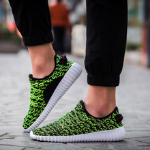 New Spring 2016 Casual Shoes For Flat Canvas Student Leisure MENS Women's Zapatillas Deportivas Mujer Zapatos Hombre Yeezy(China (Mainland))