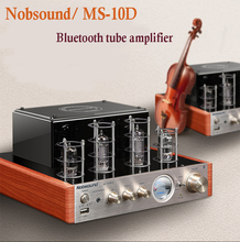 Buy Nobsound MS-10D MKII Hifi 2.0 Amplifier USB/Home Audio tube amp 25W*2 220v amplificador bluetooth tube amplifier for $93.00 in AliExpress store
