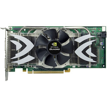 Free Shipping for nVIDIA Quadro FX5500 PCI-Express 1GB GDDR3 Video Card facing CAD, DCC and visualization applications