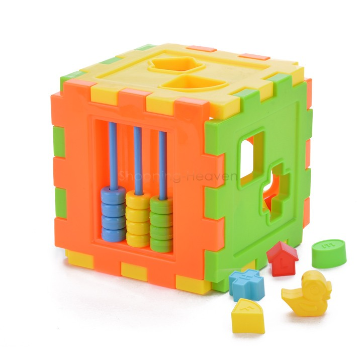 Baby block toys,Kids Baby Learning Toy for children Educational Plastic Toys Construction Blocks Model 50(China (Mainland))