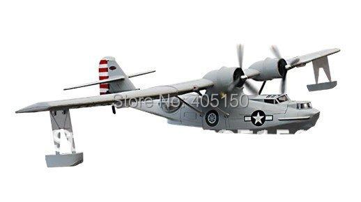 No Battery, PBY Catalina RTF RC Seaplane(Hong Kong)
