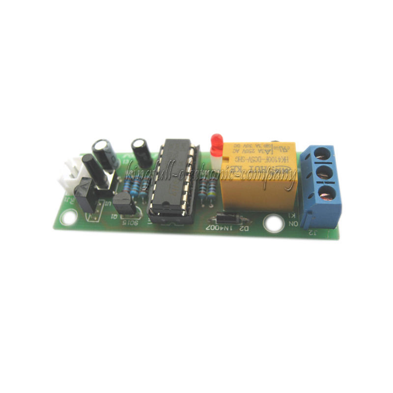 Infrared Receiver Remote Control Receiving Plate Suite Electronic DIY Kits(China (Mainland))