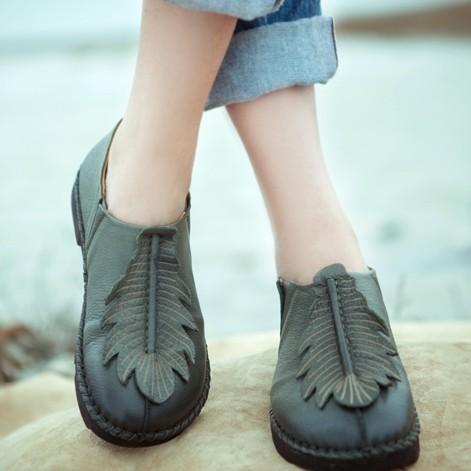 2016 s shoes vintage handmade flats
