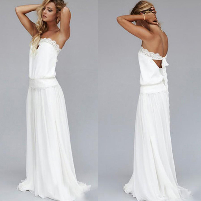 Popular hippie wedding dresses buy cheap hippie wedding for Buy beach wedding dress