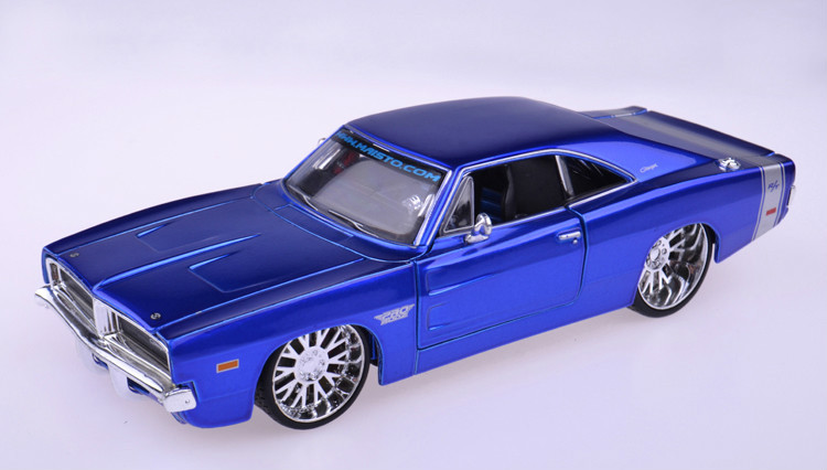 1:24 Diecast Model Car Toys For 1969 Classical Sport Car Alloy Scale Model Brinquedos Kid Toys Gift Car Display Collection(China (Mainland))