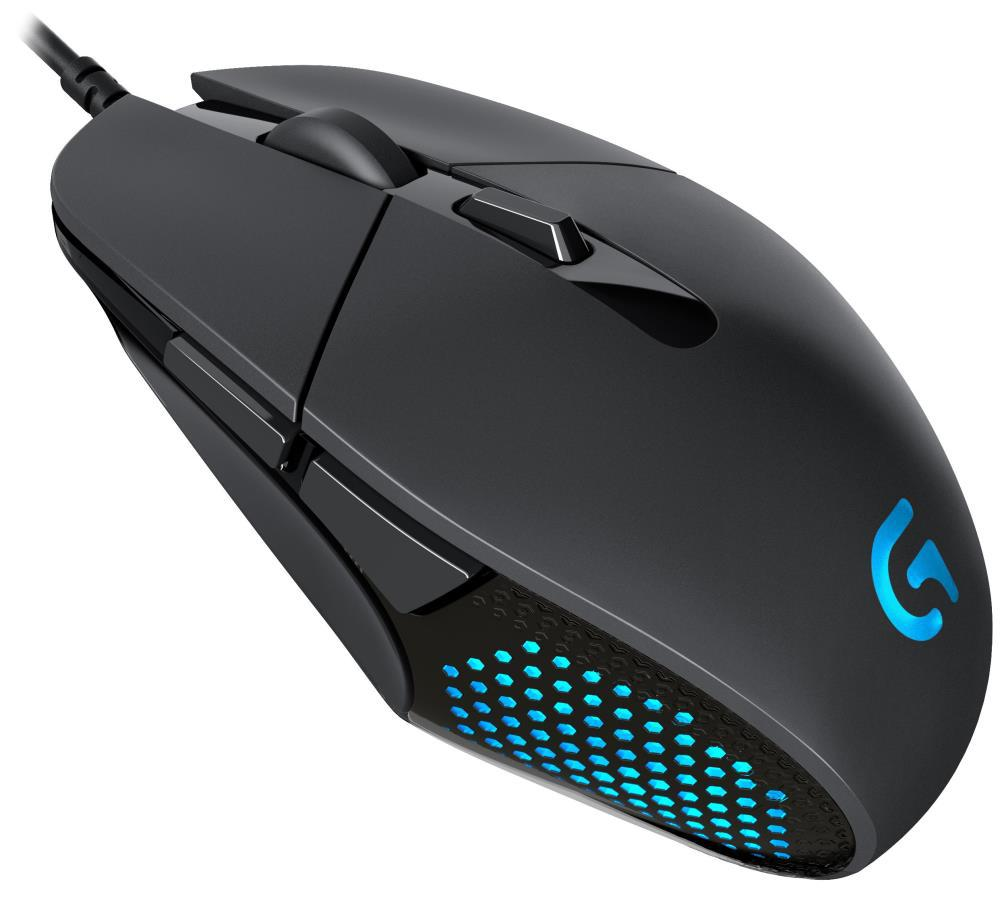 Brand New BOX Logitech G302 Daedalus Prime Moba Gaming Mouse With 4000 Dpi<br><br>Aliexpress