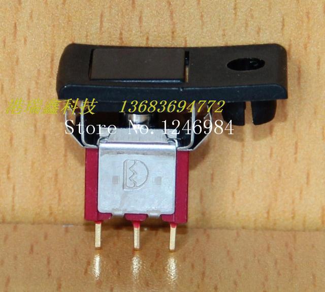 [SA]P8701-F32A single tripod illuminated toggle switch Deli Wei reset button normally open normally closed Q27--20pcs/lot(China (Mainland))