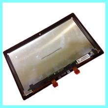 For Microsoft Surface RT 2 Rt2(1572) 2nd LCD Assembly LTL106HL02 Touch Screen Digitizer Glass Assembly Free shipping