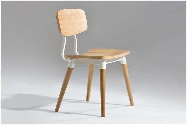 Здесь продается  Free Shipping Sean Dix Copine Style Ash Wood  Dining Chair  Мебель