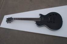 2015 New + Factory + black esp eclipse guitar with seymour duncan pickups black esp guitar(China (Mainland))