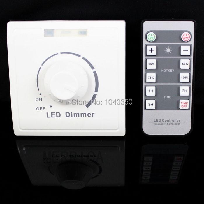 new led dimmer 220v lighting accessories remote control light dimmer. Black Bedroom Furniture Sets. Home Design Ideas