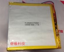 3.7 В литий-полимерная батарея 40104103 04104103 4650 мАч PSP аккумулятор планшет пк