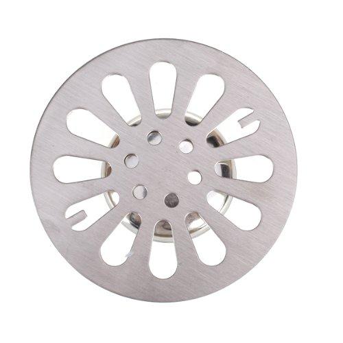 Гаджет  HOT SALE!Stainless Steel Round Floor Drain Strainer Cover for Bathroom None Строительство и Недвижимость