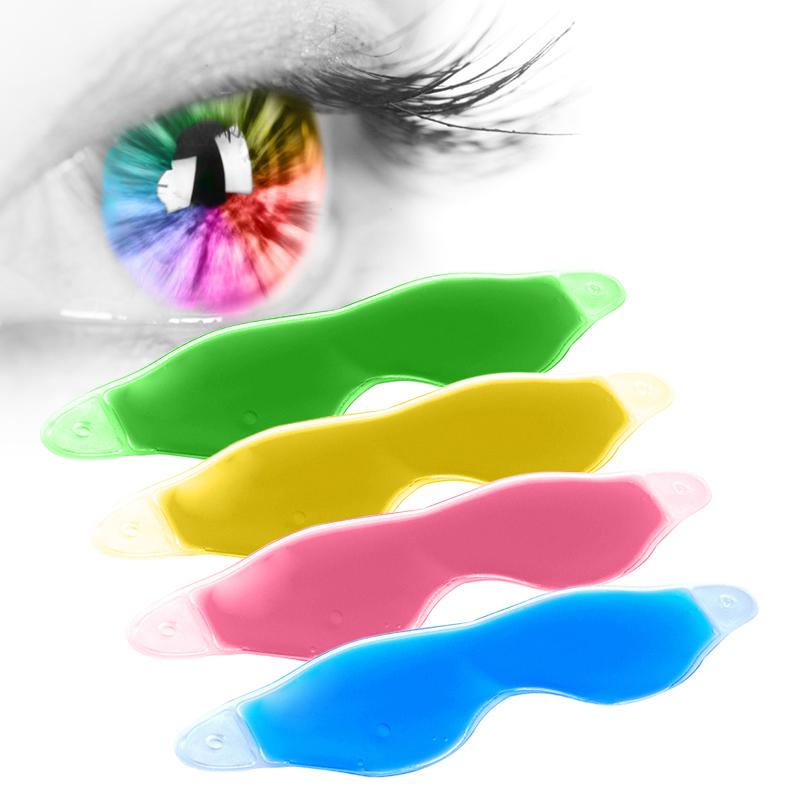 Ice Compress Gel Aid-sleeping Eye Care Eye Shield Blinder Relaxation