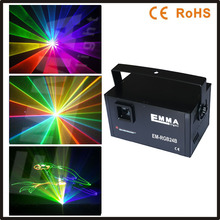 Discount promotion 1500mw full color stage laser lighting dj party light laser projector(China (Mainland))