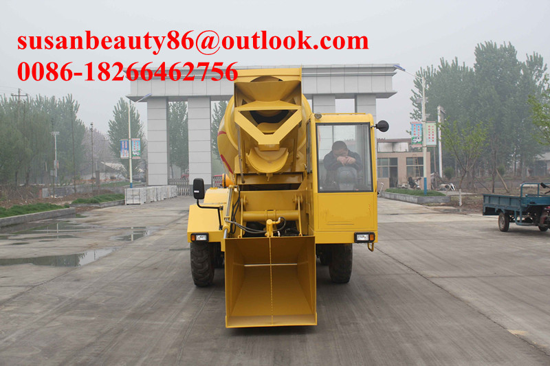 superior quality best selling mixer machine self dumping , concrete mixer truck(China (Mainland))