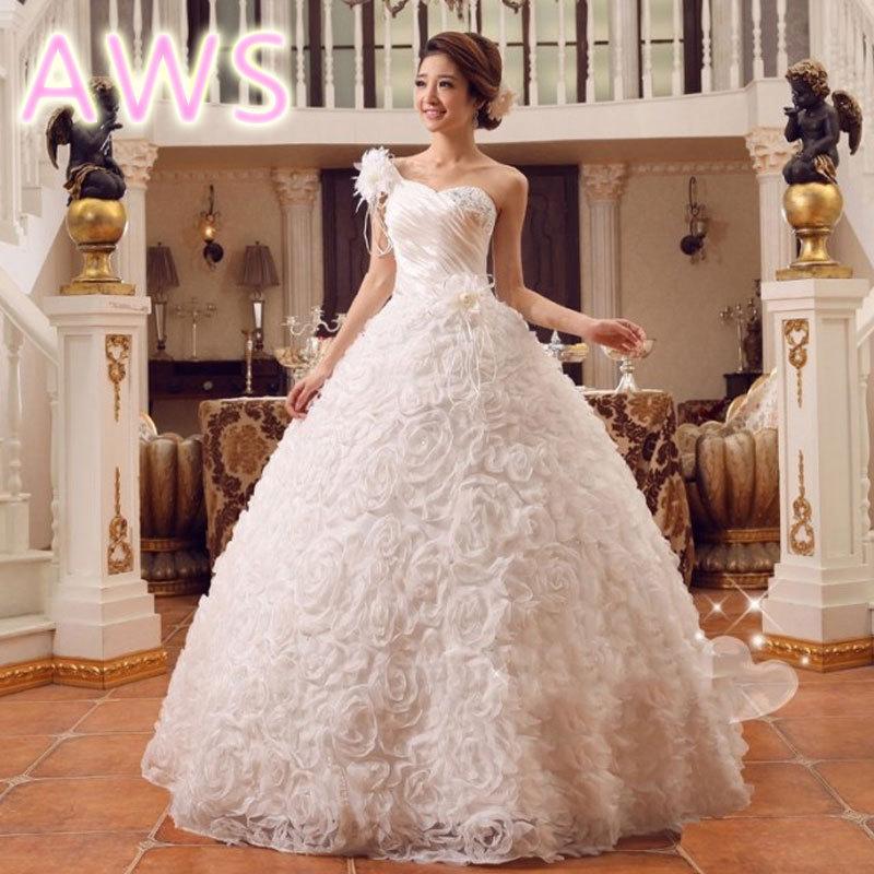 Wedding Dresses  Free Shipping : Free shipping new princess bridal dress the style formal wedding