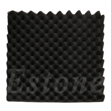 50x50x3cm Acoustic Soundproof Sound Thick Absorption Pyramid Studio Foam Board(China (Mainland))
