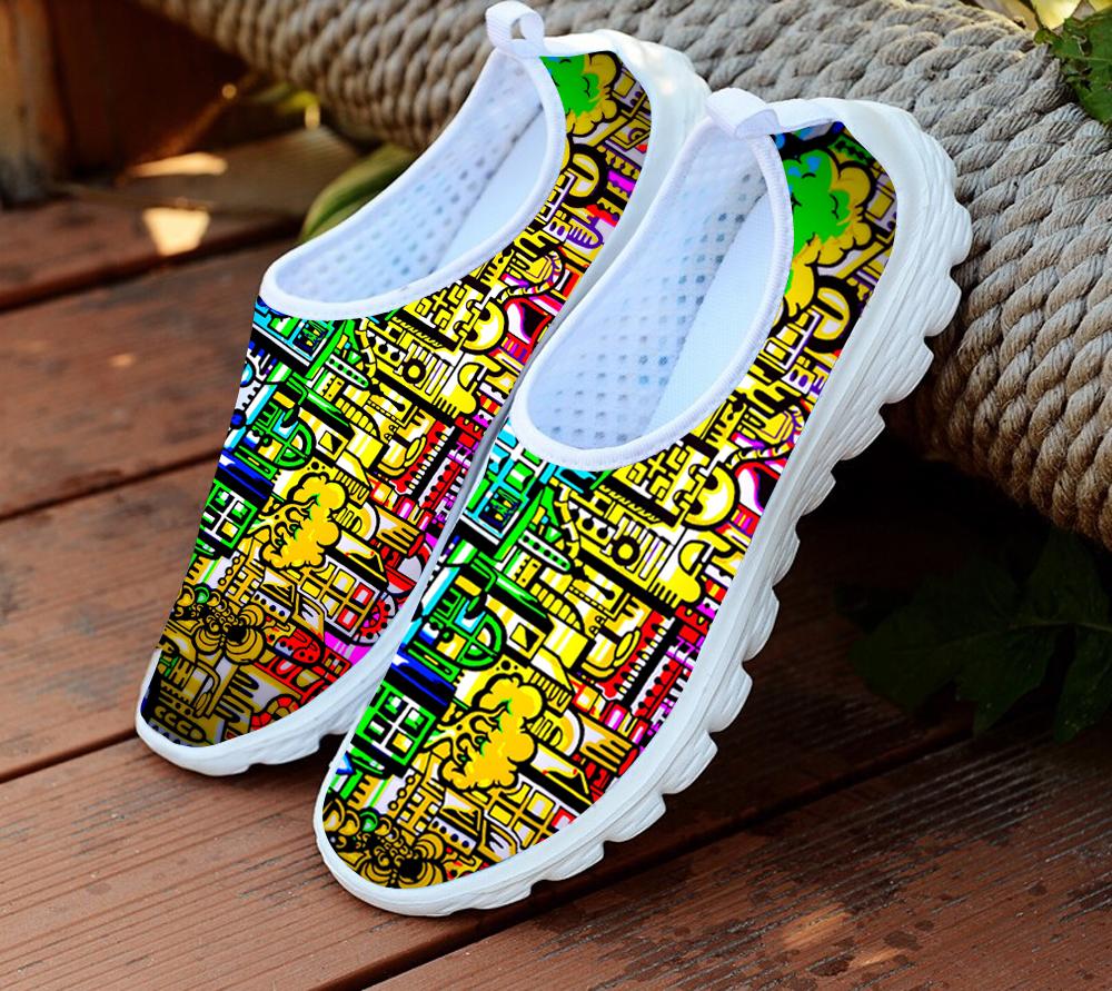 2015 NEW Fashion Men Platform Casual Shoes,Graffiti Walking Men's Flats Shoes Hot Women Breathable Boys Girls Canvas Shoes(China (Mainland))