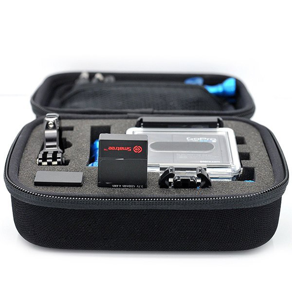 Outdoor Sports Shockproof Portable Storage Protective Bags Case for Gopro HD Hero 3 3 2 1