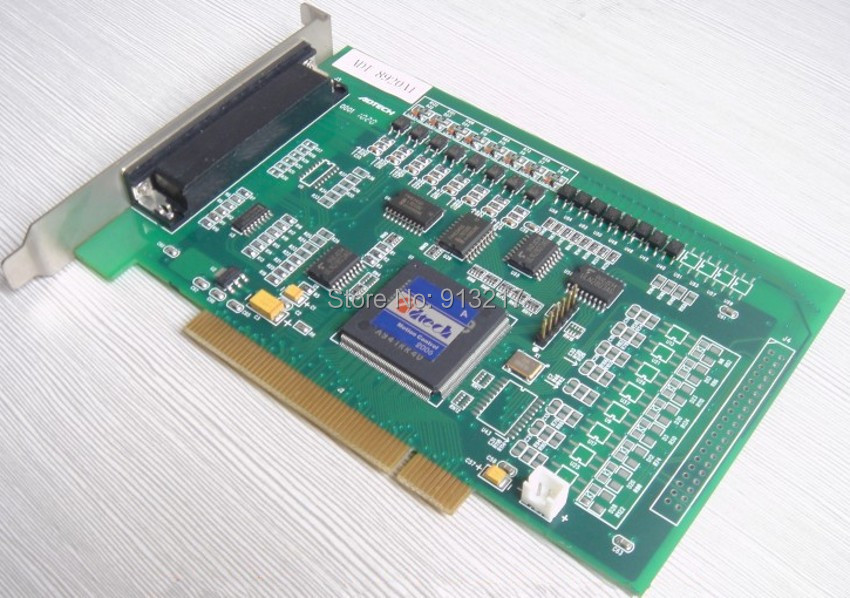 ADT-8920A1 PCI Bus 2-axis Motion Control Card working DHL EMS free shipping(China (Mainland))